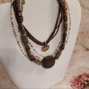 Vintage 90's Southwestern Necklace Collection
